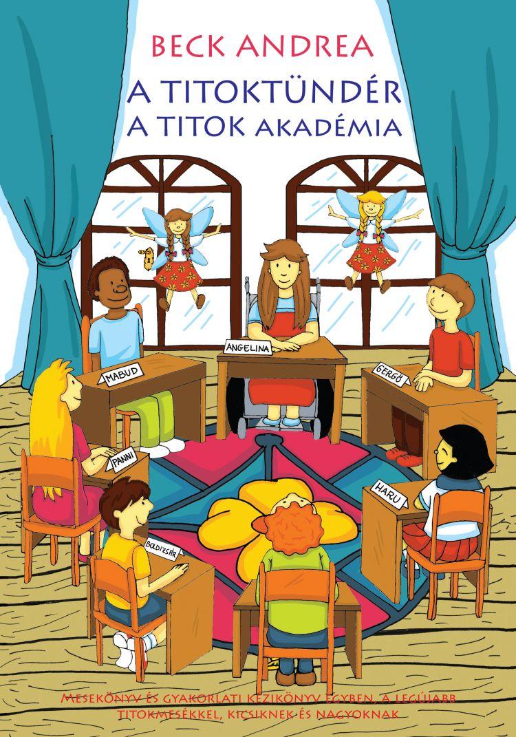 A Titoktündér - A Titok Akadémia (3. rész)       VTSZ4903